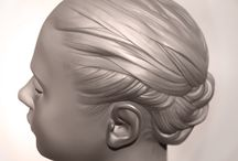 3d cg learning / tutorials and learning about 3d modeling.