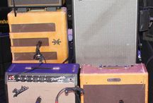 rigs,amps, etc... / by Chris Owens