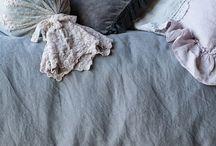 Pitsityöt, päiväpeitot, tyynyt, tekstiilit