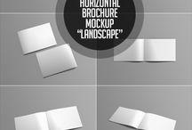 GraphicArt - MockUP - Brochures&Magazines