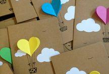 Paper art -Karten