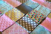 Quilting Queen / everything for my next (and first) quilting project from inspiration to tutorials / by Rebecca Brusch