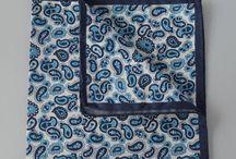 Pañuelos de bolsillo   Pocket Square