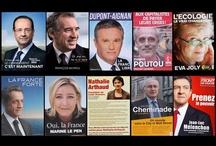 présidentielles en France / Les professions de foi, résultats et autres éléments marquants au cours des élections présidentielles en France depuis 2012