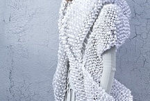 Knit sculpture/art inspo