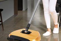 SPINNING BROOM #clean #broom #gadget