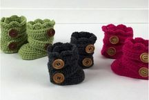 Accesorios y ropa para niños en Crochet - Accesories and clothes for kids in Crochet