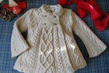 abrigos lana niños