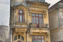 Old mansions