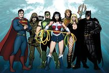 DC ∙ Justice League