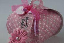 Goodies / Geschenkverpackungen Inspirationen für ganze Jahr / Inspirationen gefunden im www