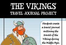 3rd Grade D6 Vikings