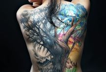 Cover up tattoo's.