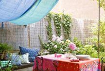 Veranda / Diverse ideer til min veranda