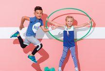 Sport Kids Fashion