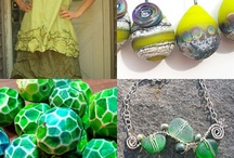 Etsy Treasury Collections With Marsha Neal Studio Items