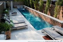 Pool and Garden ideas / How to create the garden and pool design you deserve