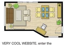 Lounge layout ideas