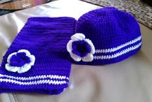 Cosas a crochet