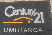 Logo welcome mats