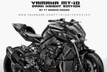 yamaha  MT