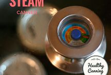Steam Canning / Steam canning home preserves