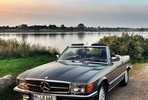 MERCEDES BENZ DREAMS / Style Icons on Wheels