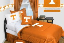 Tennessee Vols Bedroom / Products for your Tennessee Bedroom / by Tennessee Fever