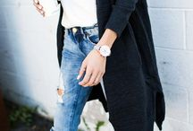 Outfit cardigan