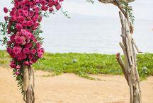 Διακόσμηση λουλουδια