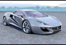 Supercars & design