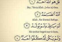 Islam - Surah's