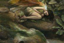 fairies / by Amethyst Willow