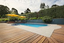 Natural Stone   APC / Contact us for the most suited natural stone pavers for your pool and entertainment areas. We provide with the most durable natural stone pavers in Adelaide. 1800 191 131