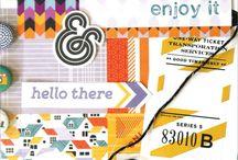 Masquerade Ball October 2014 / Clique Kits October 2014 kit - Masquerade Ball