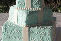Tiffany. Cake