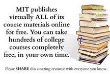 Free MIT courses