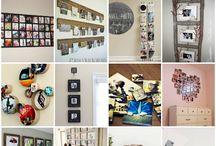ways to display photos