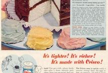 Retro Baking Advertisements