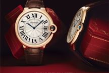 Ballon bleu de Cartier / by Cartier