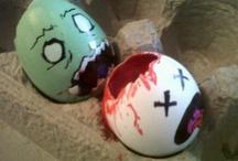 Cascaras de huevos / by Lara Llorente