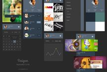 15 Awesome Mobile App PSD Kits for Free