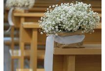 Spunti per Matrimoni / Cosa cerchi in un matrimonio? Sei più chic o più country?