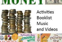 Teaching children : Money