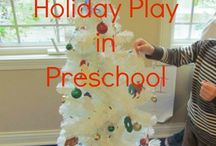 Preschool Holiday Fun