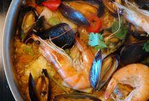 Sea Delicacies