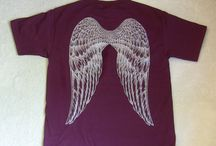 Angel Wings T-Shirt / For men and women