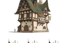 건물 (중세)