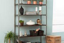 Santara Industrial Furniture / Simple Warehouse Design Style
