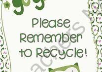 Duurzaam op school / Hoe breng je duurzaamheid en de wereld in je klas? Inspiratiepagina.